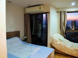 ขายคอนโดพระราม 9 เพชรบุรีตัดใหม่ : ขาย Casa Condo อโศกดินแดง ชั้น 23 ห้องมุม (S1864)