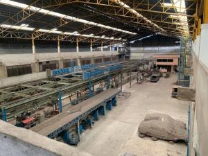 For RentWarehouseBangna, Lasalle, Bearing : Purple warehouse for rent Pu Chao Saming Prai Road, area 6,000 square meters, can request Ror.4 certificate with elevator