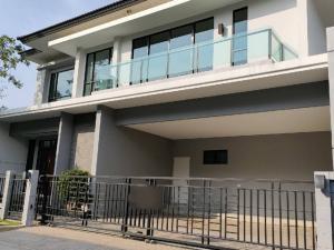 ขายบ้านพัฒนาการ ศรีนครินทร์ : AE64050 ขายบ้านเดี่ยว 2 ชั้นThe City ซิตี้ พัฒนาการ 81.4 ตรว 4นอน 4น้ำ พร้อมบิลท์อิน แอร์ระบบฝัง