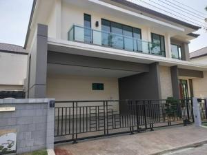 ขายบ้านพัฒนาการ ศรีนครินทร์ : AE64049 ขายบ้านเดี่ยว 2 ชั้น เดอะ ซิตี้ พัฒนาการ พื้นที่ 80 ตรว 4นอน 4น้ำ ใกล้รถไฟฟ้า