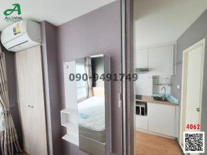 For RentCondoPattanakan, Srinakarin : Condo for rent, Lumpini Ville On Nut Phatthanakan, beautiful room, ready to move in