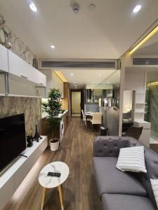 For RentCondoSukhumvit, Asoke, Thonglor : For Rent Muniq Sukhumvit 23, 1bedroom close to BTS Asoke