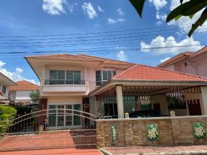ขายบ้านขอนแก่น : บ้านเดี่ยว2ชั้น โครงการศุภาลัยวิลล์ มะลิวัลย์ ตรงข้ามม.ขอนแก่น ฟรีกล้องcctvในบ้านและนอกบ้าน (ต่อเติมห้องทำงานชั้นล่าง+ห้องครัวไว้พร้อม)✅ เจ้าของบ้านขายเอง ทักมาเลยจ้า