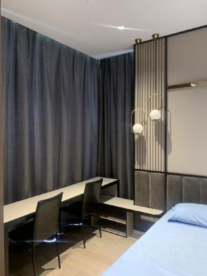 เช่าคอนโดสีลม ศาลาแดง บางรัก : แอชตัน สีลม 1 ห้องนอน 35 ตรม.