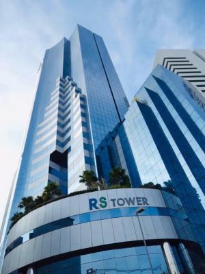 เช่าสำนักงานรัชดา ห้วยขวาง : ปล่อยเช่า ออฟฟิต สำนักงาน @RS Towerเพียง 300 เมตร จาก MRT สถานีศูนย์วัฒนธรรม