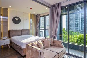 For SaleCondoRatchathewi,Phayathai : Urgent sale, good price, beautiful room