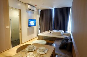 For RentCondoSukhumvit, Asoke, Thonglor : for rent Park 24 1 bed