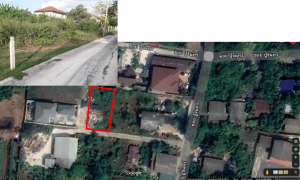 ขายที่ดินลพบุรี : ขายที่ดิน ลพบุรี ทะเลชุบศร ใกล้สะพานหก วงเวียนสระแก้ว 1 งาน