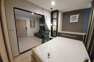 For RentCondoRangsit, Patumtani : 🔥 Urgent for rent, The Excel, Khu Khot, Lam Luk Ka, Khlong 2, beautiful furniture, complete electrical appliances, private corner room