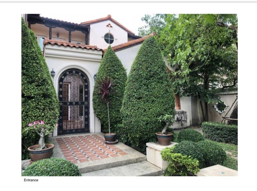 ขายบ้านบางนา แบริ่ง : For sale - บ้านย่านบางนา - Magnolias Southern California Bangna - KM.7