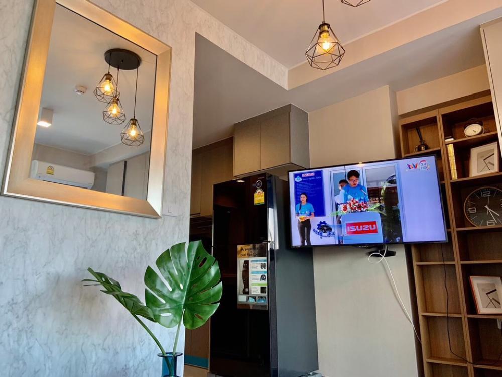 For RentCondoOnnut, Udomsuk : Cozy Living : Ideo Sukhumvit 93 BTS Bangchak 30metreHigh Floor#31 (New)