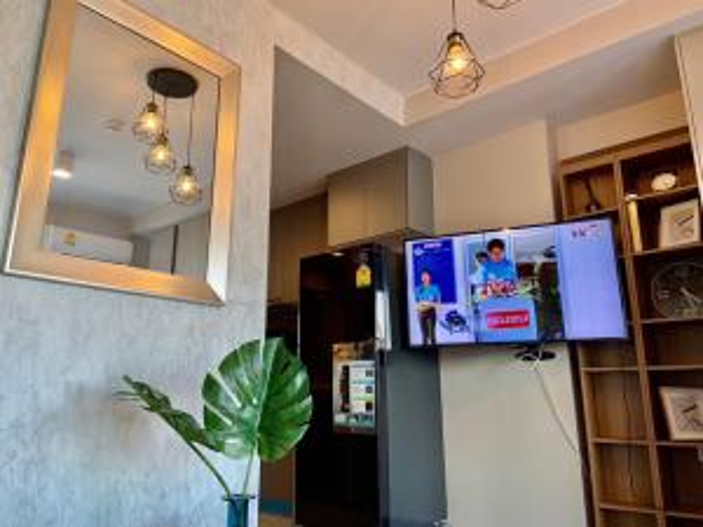For RentCondoOnnut, Udomsuk : Cozy Living : Ideo Sukhumvit 93 BTS Bangchak Floor 25
