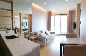 For RentCondoRama9, RCA, Petchaburi : The ADDRESS Asoke, high floor, best price, for rent only.