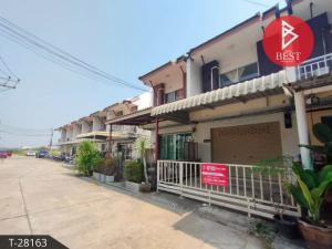 For SaleTownhouseHua Hin, Prachuap Khiri Khan, Pran Buri : Townhouse for sale The Thana City Home Pranburi Prachuap Khiri Khan