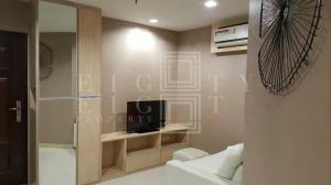 For RentCondoSukhumvit, Asoke, Thonglor : For Rent Sukhumvit Living Town (58 sqm.)