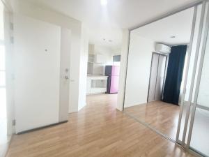 For SaleCondoBangna, Lasalle, Bearing : For sale Lumpini Mega City Bangna, 27 sqm. Corner room, 9th floor, near BTS Bangna