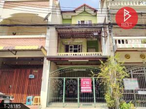 For SaleTownhouseRathburana, Suksawat : Townhouse for sale Sinthavee Suan Thon 3 Pracha Uthit 89/1. Bangkok