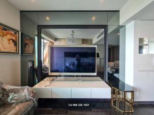 ขายคอนโดพระราม 3 สาธุประดิษฐ์ : For Sell!!! The Pano Size 100 sq.m. High Floor,  Price 15.5 MB.