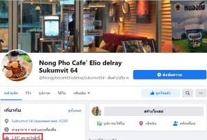 For LongleaseRetailSukhumvit, Asoke, Thonglor : Sell Nong Pho Cafe, good location, Sukhumvit 64