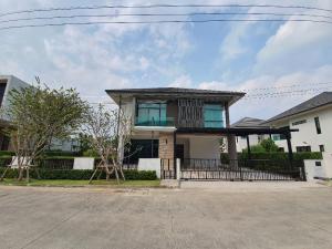 For SaleHouseRama 2, Bang Khun Thian : Urgent sale, house, good location, B-Motto, Rama II - Kanjanapisek. Beautiful interior