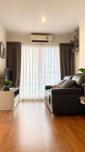 ขายคอนโดพระราม 9 เพชรบุรีตัดใหม่ : MN501 ขาย Lumpini Park Rama 9-Ratchada อาคาร A ขนาด 30 ตร.ม. วิวสระ