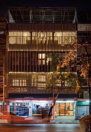 เช่าตึกแถว อาคารพาณิชย์อ่อนนุช อุดมสุข : ปล่อยเช่าตึกชั้น 1 พื้นที่ 116 ตร.ม. @BTS พระโขนง 300m