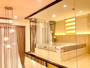 For RentCondoSathorn, Narathiwat : 2503-A😊 For RENT ให้เช่า 2 ห้องนอน Duplex🚄ใกล้ BTS ช่องนนทรี🏢ไนท์บริดจ์ ไพร์ม สาทร KnightsBridge Prime Sathorn🔔พื้นที่:44.00ตร.ม.💲เช่า:33,000.-บาท📞099-5919653✅LineID:@sureresidence
