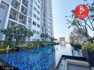 For SaleCondoRattanathibet, Sanambinna : Condo for sale Supalai City Resort (Supalai City Resort) Phranangklao - Chao Phraya Nonthaburi