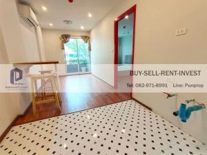 For SaleCondoOnnut, Udomsuk : Condo for sale, Elio Del Ray Sukhumvit 64, Building A, 1 bedroom, 34 sqm., Near BTS Punnawithi, Udomsuk, 2.448 million.