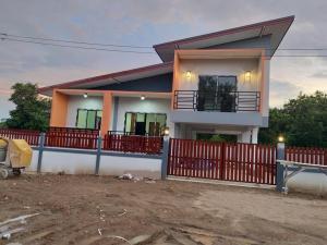 ขายบ้านเลย : บ้านพร้อมที่ดิน ชั้นครึ่ง
