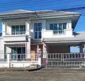 ขายบ้านรังสิต ธรรมศาสตร์ ปทุม : ( ขายถูก ) บ้านเดี่ยวนนทิชา บ้านเดี่ยวหลังใหญ่ 66 ตร.วา สวยสภาพใหม่ เจ้าของดูแลอย่างดี