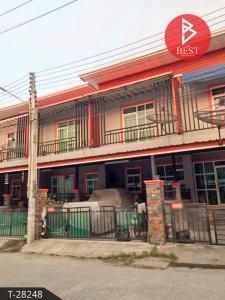 ขายทาวน์เฮ้าส์/ทาวน์โฮมพัทยา บางแสน ชลบุรี : ขายทาวน์เฮ้าส์สภาพใหม่ 2 ห้องนอน 2 ห้องน้ำ บ่อวินใกล้อมตะซิตี้