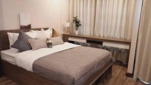 For RentCondoPinklao, Charansanitwong : Condo for rent, beautiful room, ready to move in All electrical appliances SUN CITY MRT Yaek Fai Chai 25 sqm.