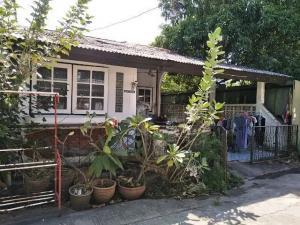 ขายบ้านเกษตรศาสตร์ รัชโยธิน : ✅ ขาย บ้านเดี่ยว 1 ชั้น หมู่บ้าน เสนานิเวศน์ โครงการ 2 ขนาด 28 ตรว ✅