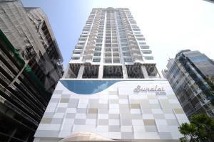 For SaleCondoRatchathewi,Phayathai : Best Price Luxury Condo!! High Ceilings 44 sq.m. Fully furnished 1 Step to BTS Phayathai - Supalai Elite Phayathai @6.05 MB
