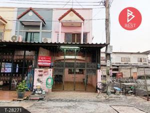 For SaleTownhouseBang kae, Phetkasem : 2 storey townhouse for sale, Suksan 8 Village, Bang Khae, Phasi Charoen District, Bangkok