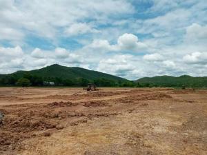 ขายที่ดินลำพูน : ขายที่ดินเปล่า ทำเลดี วิวสวยมากใกล้สนามบิน