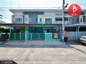 For SaleTownhouseRathburana, Suksawat : Townhouse for sale The Connect 11 Suksawat 26 Bangkok