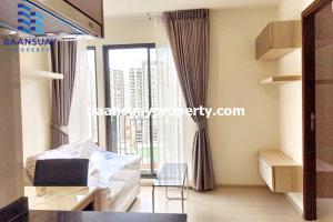 For RentCondoRama9, RCA, Petchaburi : For rent Condo Rhythm Asoke 1 near MRT Rama 9