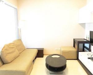 For RentCondoRamkhamhaeng, Hua Mak : Condo for rent, Fuse Mobius Ramkhamhaeng project, near Airport Link Ramkhamhaeng Station, price only