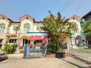 For SaleTownhouseThaphra, Wutthakat : ✅ 2 storey townhome for sale, Sathorn Grand Ville Village, size 24 sq m ✅