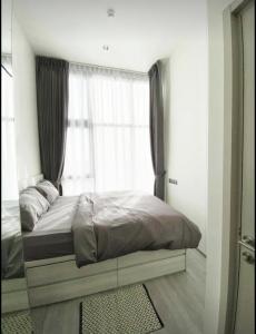 เช่าคอนโดอ่อนนุช อุดมสุข : For Rent The Line สุขุมวิท 101 ใกล้ BTS ปุณณวิถี เพียง 250 เมตร @JST Property.