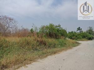 For SaleLandSamrong, Samut Prakan : Urgent sale !! Beautiful land at a price of 22 rai 3 ngan 48 square wa, Bang Pu Subdistrict, Mueang Samut Prakan District