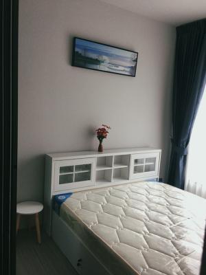 เช่าคอนโดพระราม 9 เพชรบุรีตัดใหม่ : ห้องพร้อมเช่า🔥 Life Asoke Rama9 2ห้องนอน 40 ตรม. ห้องตกแต่งพร้อมอยู่ เครื่องใช้ไฟฟ้าครบ 095-249-7892