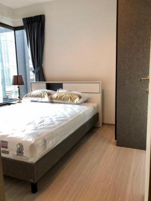 เช่าคอนโดพระราม 9 เพชรบุรีตัดใหม่ : ว่างพร้อมอยู่ 🔥 Life Asoke Rama9 2 ห้องนอน 46 ตรม.  ห้องเครื่องใช้ไฟฟ้าครบพร้อมอยู่ 095-249-7892