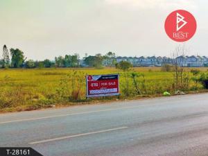 For SaleLandMaha Sarakham : Land for sale in the area of 11 rai 2 ngan 20.0 square wa, Tha Song Khon, Maha Sarakham