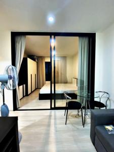 For RentCondoRama9, RCA, Petchaburi : For rent Life Asoke Nearby MRT Phetchaburi