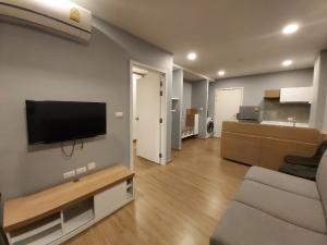 For RentCondoChengwatana, Muangthong : Condo for rent, Proud 3 Chaengwattana-Pakkret 23, 1 bedroom, 1 living room, 1 bathroom  Rental price 11,000 baht per month
