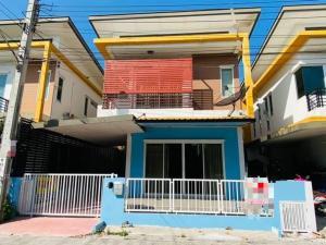 ขายบ้านพระราม 2 บางขุนเทียน : ขายบ้านแฝด สไตล์บ้านเดี่ยว มอตโต้ 35 ตร.ว 3นอน พร้อมอยู่ ลดกันจุกๆๆ