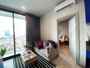 For RentCondoSukhumvit, Asoke, Thonglor : 🔥Special price 🔥 Provide 1 room promotion, urgent rent, new condo, XT Ekkamai, modern central, next to Ekkamai road, convenient transportation, new room, new furniture New appliances Access the Face Scan system project, interested in asking for more infor